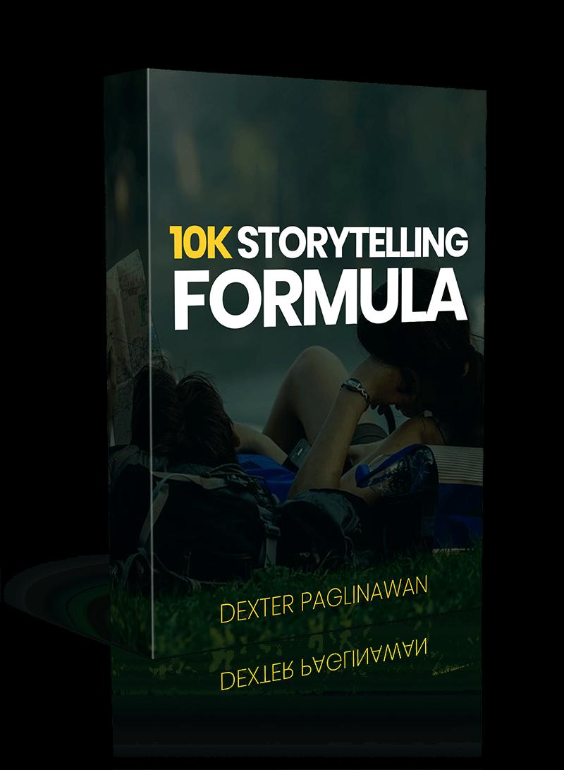 10K Storytelling Formula